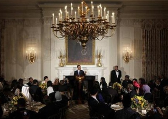 Will Trumps White House host a Ramazan iftar The Express Tribune