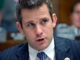 "Illinois Rep. Adam Kinzinger says the US has to ""come back to carrots and sticks"". PHOTO COURTESY: Illinois Review"