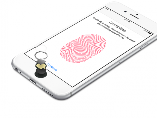 IPhone 8 to have touch ID beneath the display