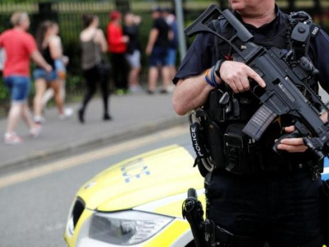 Another man linked to Manchester attack arrested by police