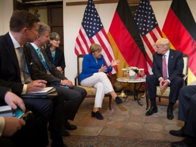 Trump has 'weakened' the West, hurt EU interests: German FM