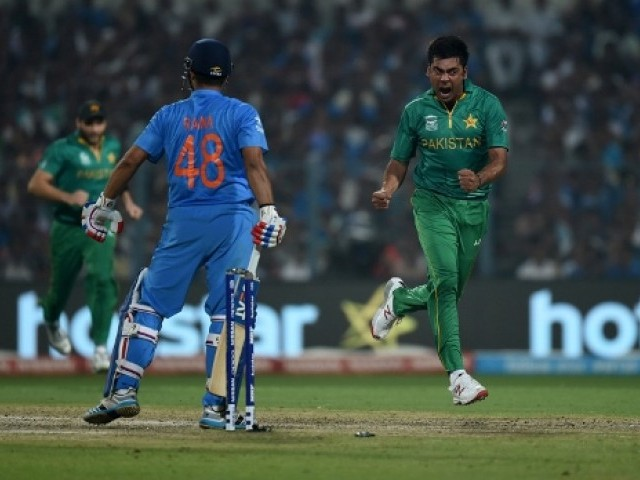 Warm-up between Australia, Pakistan washed out