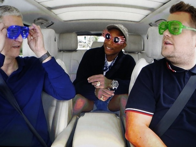 Apple Announces 'Carpool Karaoke: The Series' Will Debut on August 8