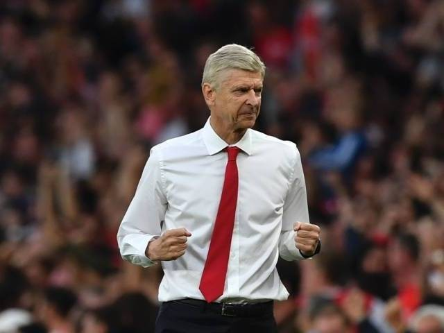 CONFIRMED: Arsene Wenger signs two-year contract with Arsenal