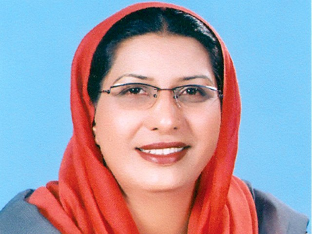 Firdous Ashiq Awan. PHOTO: FILE