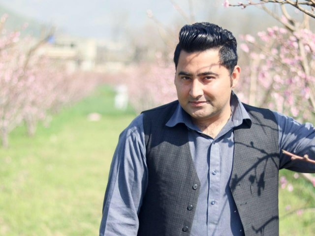 Journalism student Mashal Khan was shot and brutally lynched on campus on April 13. PHOTO COURTESY: FACEBOOK