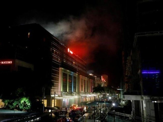 Duterte: Casino attack was work of 'crazy person'