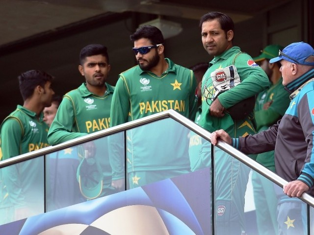 Champions Trophy: Pakistan 'calm' going into match with rivals India