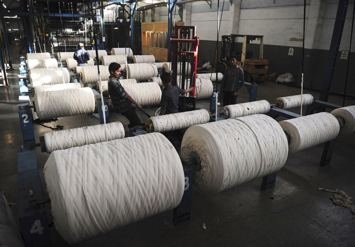 Handling turbulence in the textile sector - The Express ...