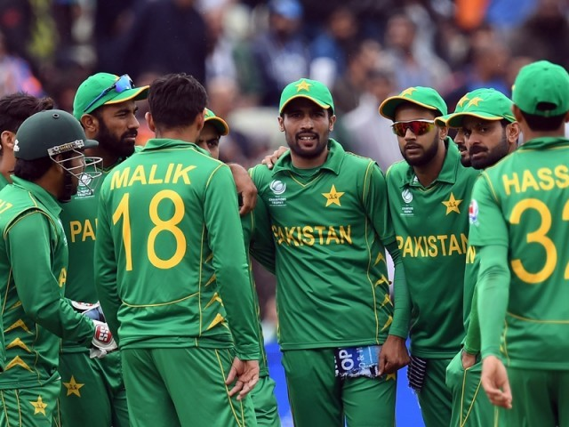 PakvSA - Pakistan breaks Champions Trophy record of 8 Years