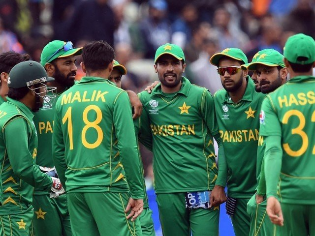 Pakistan beat South Africa by 19 runs (DLS)