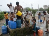 people-filling-their-pots-with-water-due-to-shortage-of-water-from-leakage-pipe-line-near-korangi-area-2-2