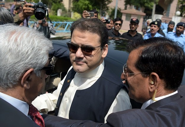 Panama case JIT to quiz Hussain Nawaz for the fifth time today