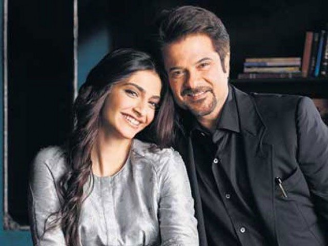Anil Kapoor wishes his 'warrior princess' Sonam on birthday
