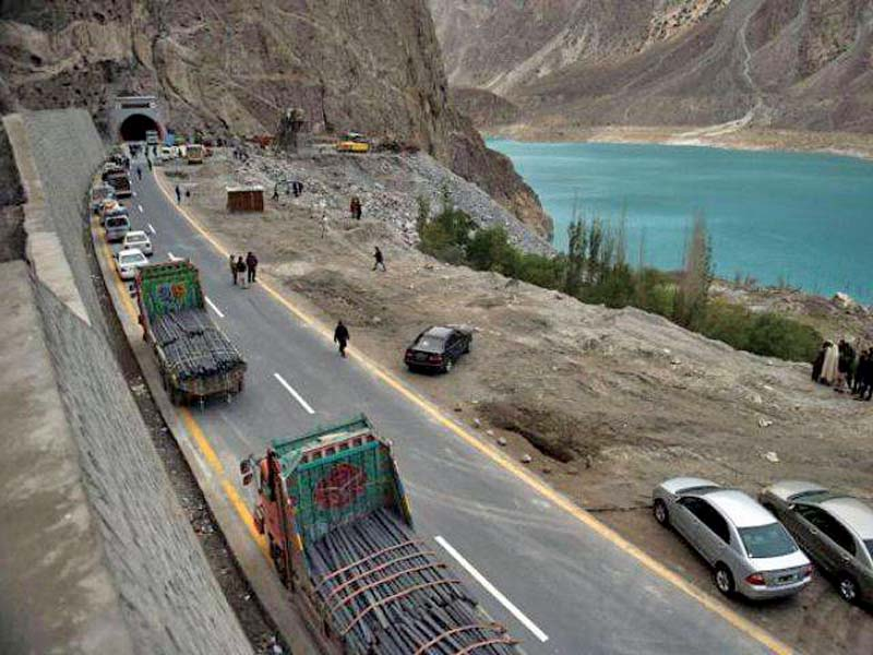 Pakistan establishes databank of Chinese nationals arriving in country