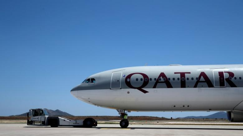 a-qatar-airways-aircraft-is-seen-at-a-runway-of-the-eleftherios-venizelos-international-airport-in-athens-2