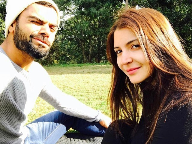 Virat Kohli and Anushka Sharma. PHOTO: FILE