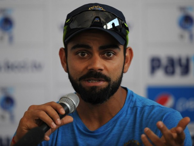 Pakistan can upset any team on their day, says Kohli