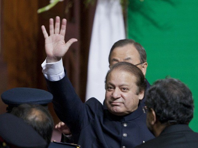 PM Nawaz off to Saudi Arabia on 'personal visit'