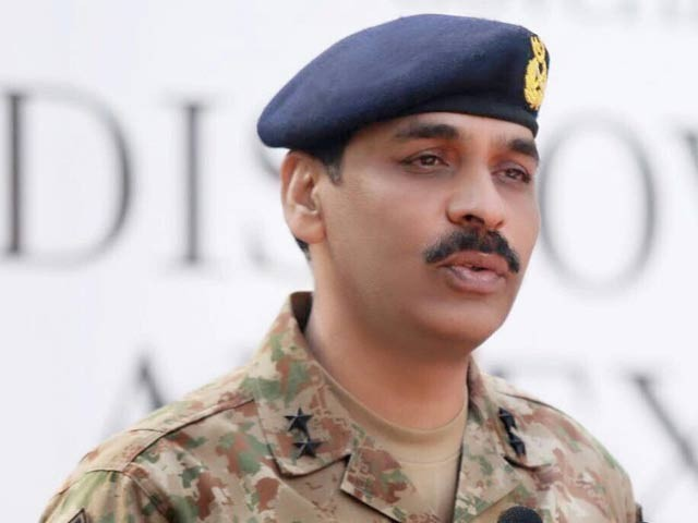 DG ISPR tweets Balochistan celebrations warning 'concerned' to 'lay off'