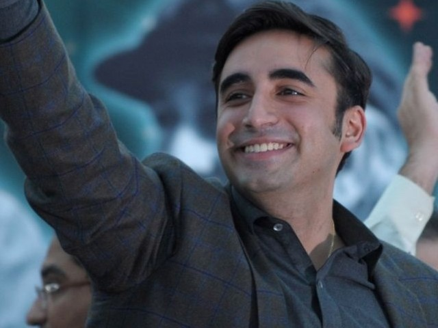 PPP Chairperson Bilawal Bhutto Zardari. PHOTO: AFP