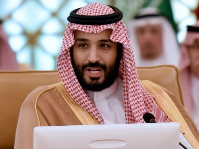 Saudi Crown Prince, Defence Minister and Chairman of the Council for Economic and Development Affairs Mohammed bin Salman. PHOTO: AFP