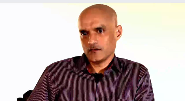 Kulbhushan Jadhav seeks mercy from Pak army, confesses to espionage