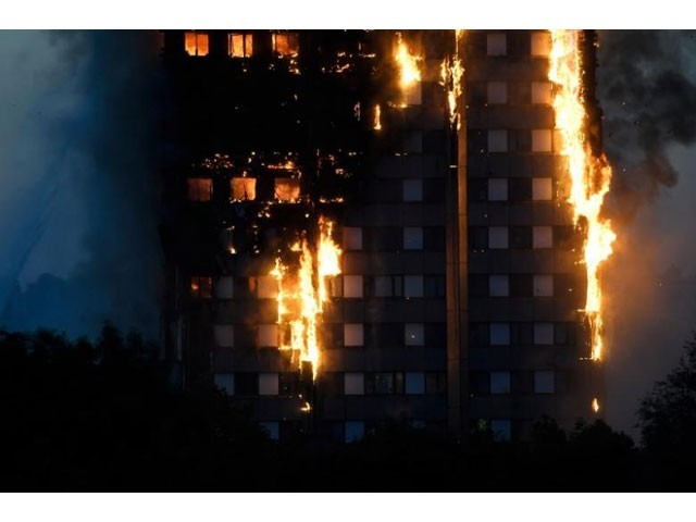 London Borough evacuating 800 homes due to safety concerns following fire