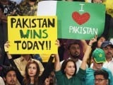 REVIVAL: ICC, following the conclusion of its annual meeting in London, announced that plans for a World XI to play in Pakistan later this year were continuing to be developed. PHOTO: AFP