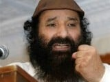 Hizbul Mujahideen chief Syed Salahuddin. PHOTO: Reuters