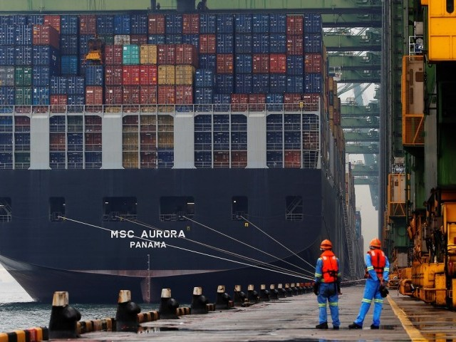 Operations at Jawaharlal Nehru Port disrupted by global ransomware attack. PHOTO: REUTERS