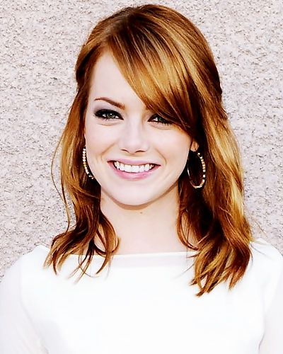 Emma Stone PHOTO:FILE