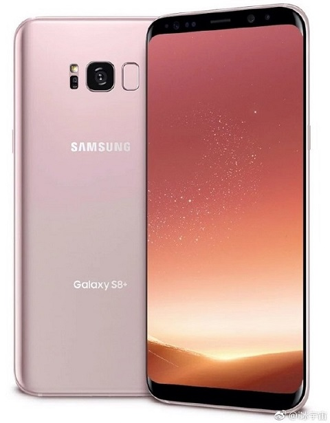 samsung galaxy s8 64gb rose gold