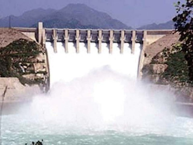 Chairman reviews progress of 1,410MW project, says pace of work satisfactory. PHOTO: FILE