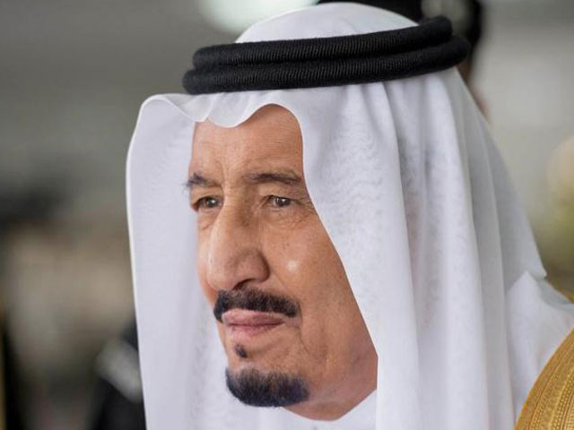 saudi columnist suspended for praising king with god like attributes