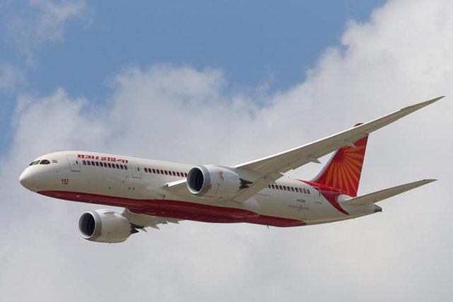 air india boeing photo reuters