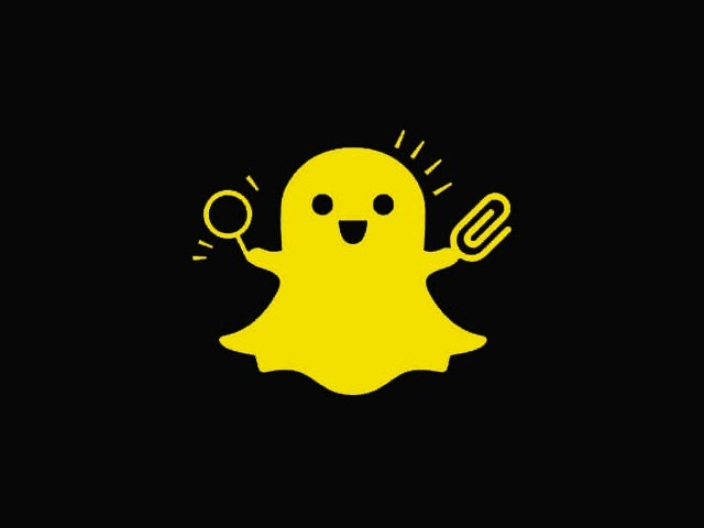 Snapchat adds Paperclip, Backdrops and Voice Filters