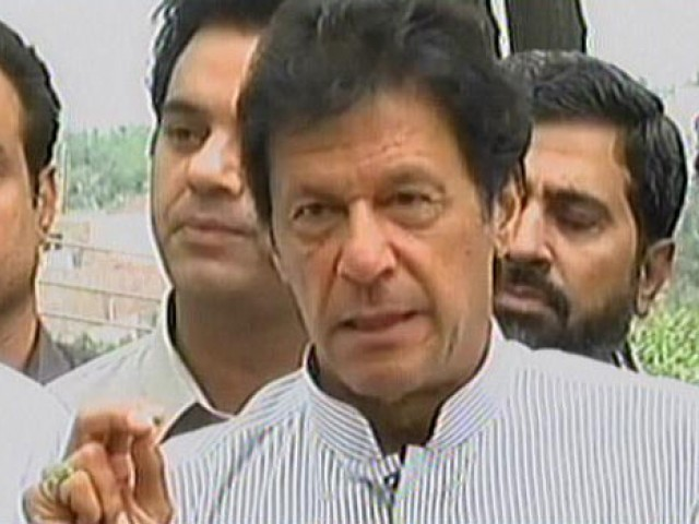 PTI chief fails to submit reply in foreign funding case