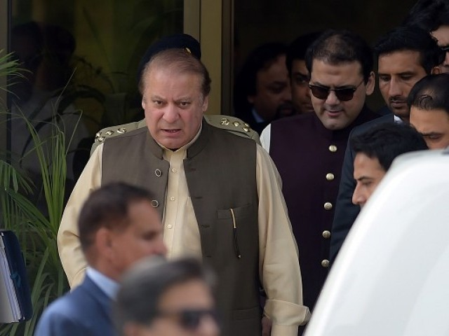 PM Nawaz mulls post JIT report strategy with colleagues