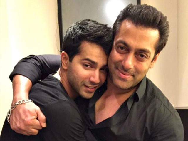 Here's Proof That Salman Is A Part Of Judwaa 2!