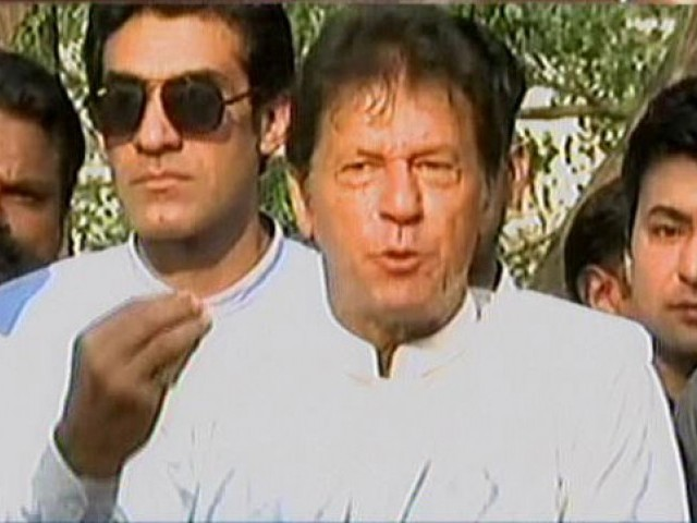 Imran Khan welcomes 10 bn defamation case by Shehbaz Sharif