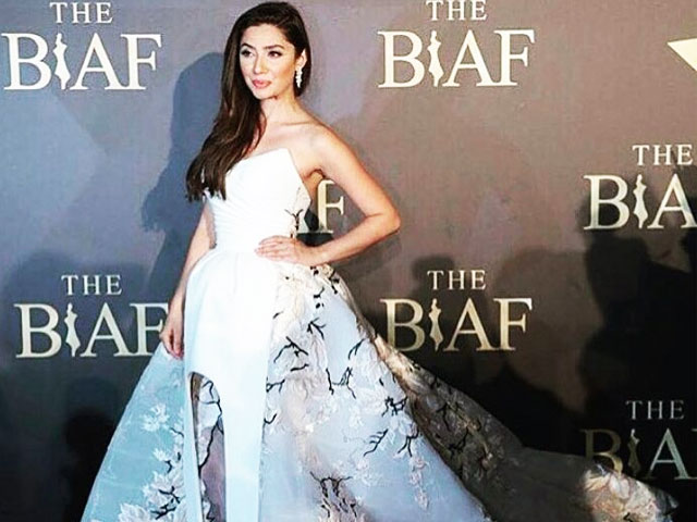 mahira khan s look at beirut international awards festival will leave you breathless