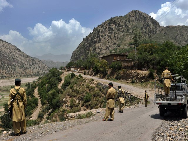 three fc officials martyred in kurram ied blasts