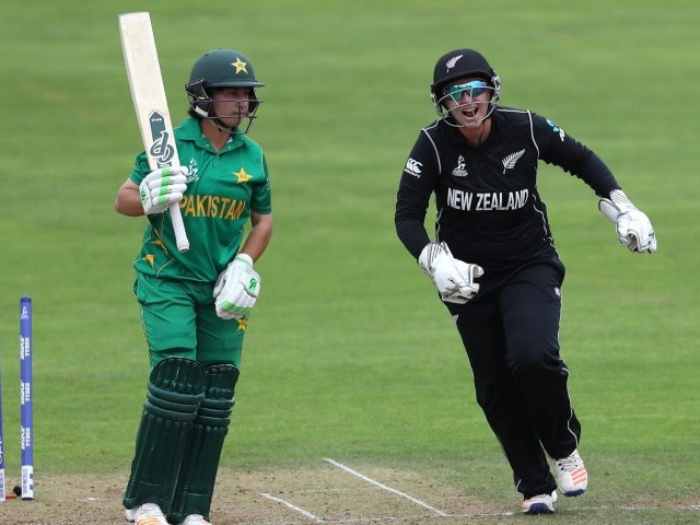 Pakistan face New Zealand in ICC World Cup