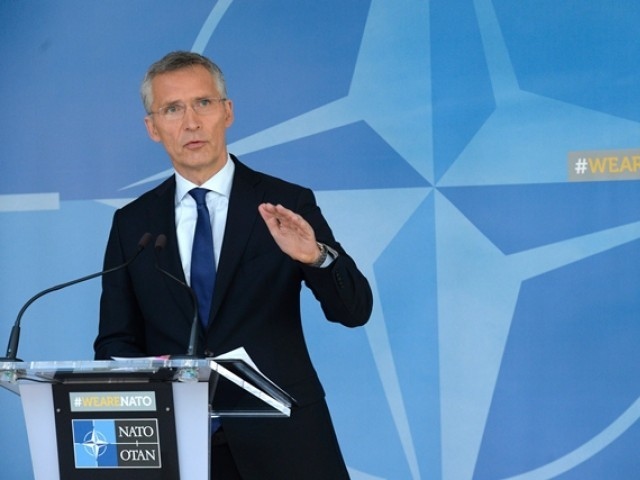NATO, Russia set to clash over 'unsafe' Baltic military jet maneuvers