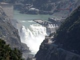 water-flows-on-the-banks-of-chenab-river-in-baglihar