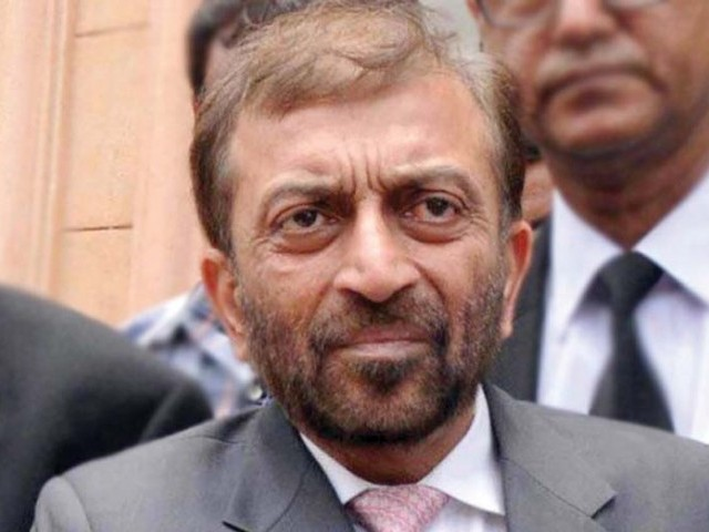 MQM-Pakistan leader Farooq Sattar. PHOTO: EXPRESS