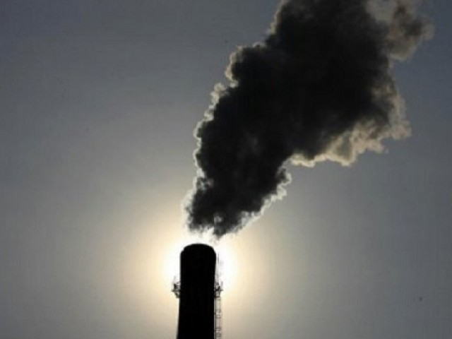 Minister for Climate Change says the target of reducing emissions by 20 per cent needs $40 billion. PHOTO: EXPRESS