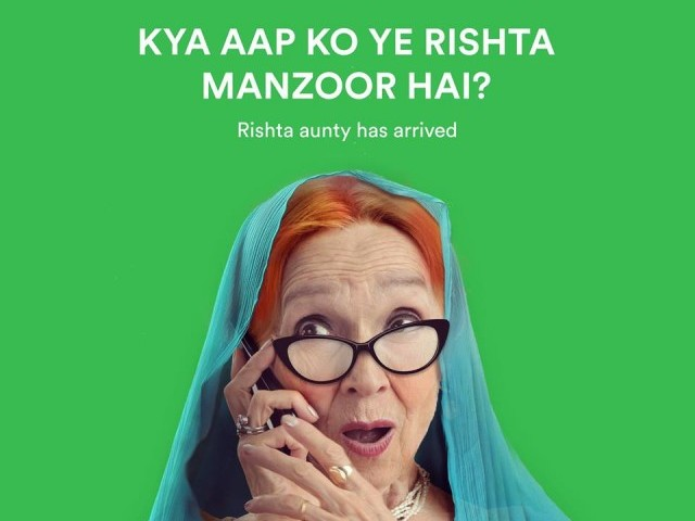 Careem has introduced a Rishta Aunty