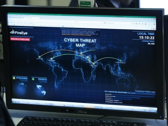Half of German Companies Hacked